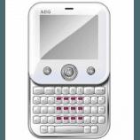Désimlocker son téléphone AEG X580 Glamour