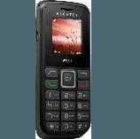 Débloquer son téléphone alcatel OT-1009X