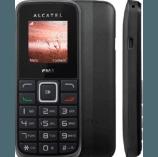 Désimlocker son téléphone Alcatel OT-1011X