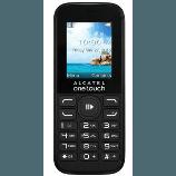 Débloquer son téléphone alcatel OT-1052