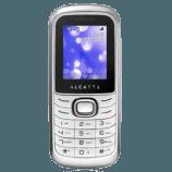 Débloquer son téléphone alcatel OT-322X