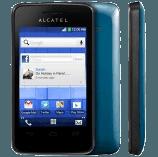 Débloquer son téléphone alcatel OT-4007X