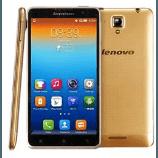 Débloquer son téléphone lenovo Golden Warrior Note 8