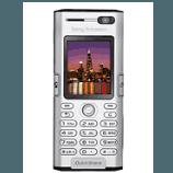 Débloquer son téléphone sony-ericsson K600